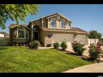 South Jordan Single Family Home For Sale: 3648 W Angus Dr