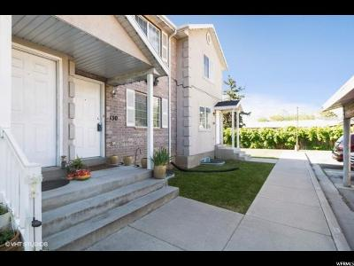 Orem Townhouse Under Contract: 130 W 930 N