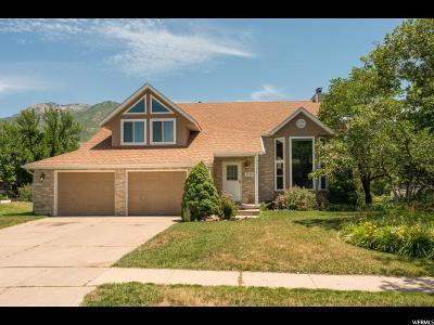 Ogden Single Family Home Under Contract: 4772 S 1000 E