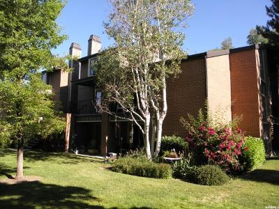 Sugar House Townhouse Under Contract: 1181 E Brickyard Rd #703
