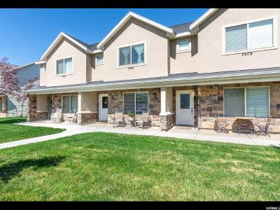 South Weber Townhouse Under Contract: 7481 S Sandalwood Dr. E