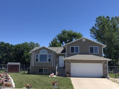 Clinton Single Family Home Under Contract: 1167 W 1700 N