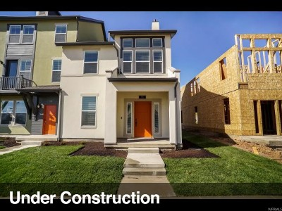 Layton Townhouse Under Contract: 769 W 2150 N #108