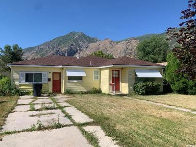 Springville Single Family Home Under Contract: 639 E 100 S