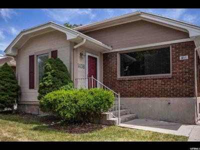 Sugar House Single Family Home For Sale: 1458 E Hollywood Ave S
