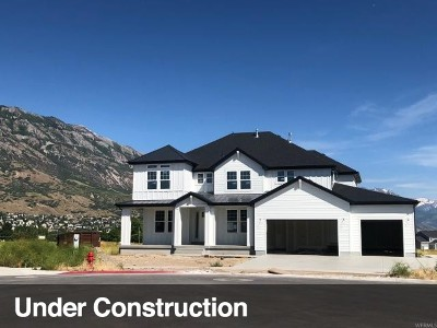 American Fork Single Family Home Under Contract: 1248 E Candy Ln #06