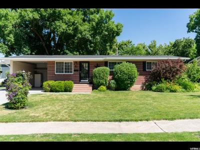 Kaysville Single Family Home Under Contract: 82 W 250 S