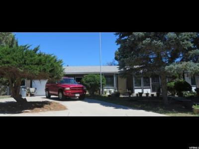 South Jordan Single Family Home For Sale: 2988 W 10755 S