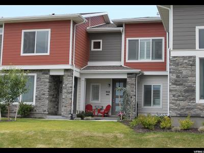 Riverton Townhouse Under Contract: 968 W Cyan Valley Way