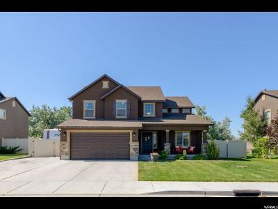 Lehi Single Family Home For Sale: 790 E 2100 S