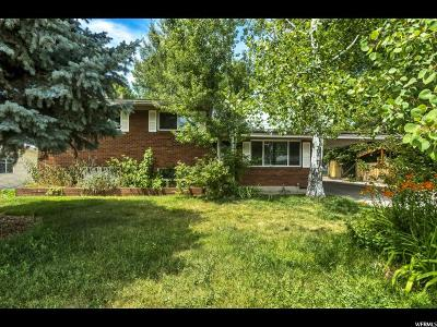 Kaysville Single Family Home For Sale: 244 W 250 S