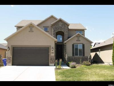 Eagle Mountain UT Single Family Home Under Contract: $389,900