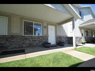 North Ogden Townhouse For Sale: 236 E 2350 N