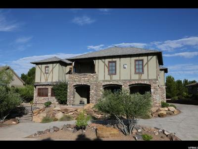 St. George Single Family Home For Sale: 312 N Five Sisters Dr E
