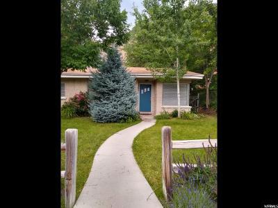 Provo Single Family Home Under Contract: 1338 N Locust Lane E