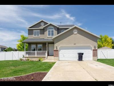 Clearfield Single Family Home Under Contract: 177 E 2225 S