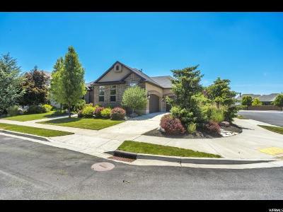 Lehi Single Family Home For Sale: 1312 E 3240 N