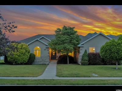 American Fork Single Family Home For Sale: 1275 E Murdock Dr