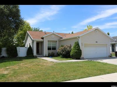 Clinton Single Family Home Under Contract: 2081 N 2225 W