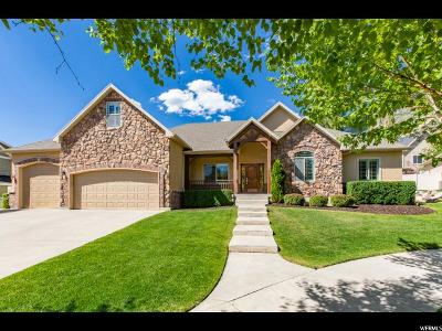 Provo Single Family Home For Sale: 1391 E 400 North N