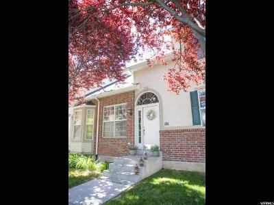 Logan Single Family Home Under Contract: 1045 N 130 W #101