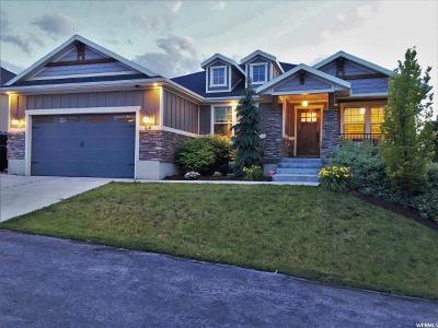 Payson Single Family Home Under Contract: 1114 S 590 E