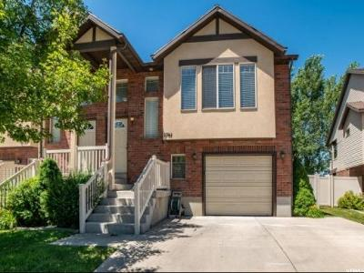 Bountiful Townhouse For Sale: 1761 Pages Place Dr
