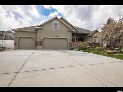 Herriman Single Family Home For Sale: 14302 S Maple Run Cir