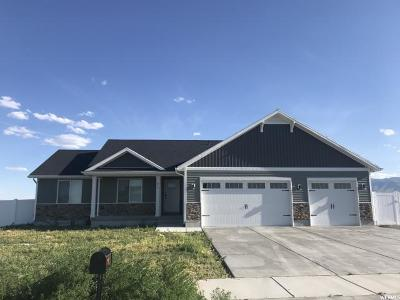 Grantsville UT Single Family Home For Sale: $399,900