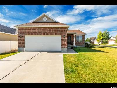 West Jordan UT Single Family Home For Sale: $345,000