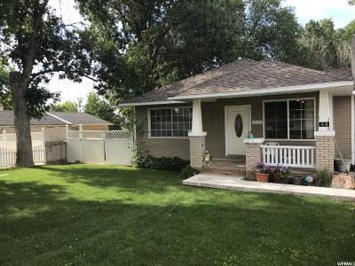 Fillmore Single Family Home Under Contract: 60 W 200 S