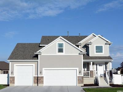 Clearfield Single Family Home Under Contract: 1113 S 1375 W