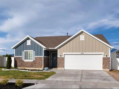 Syracuse Single Family Home Under Contract: 3515 S Bridgeview Ln
