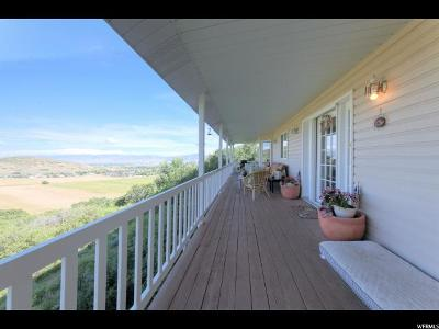 Wasatch County Single Family Home For Sale: 380 Luzern Way #138