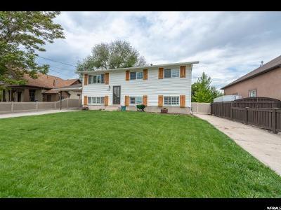Lehi Single Family Home For Sale: 119 E 300 S