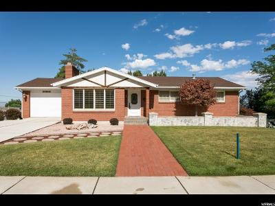 Bountiful Single Family Home For Sale: 137 N 750 E