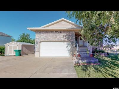 Roy Single Family Home For Sale: 5637 S 3850 W