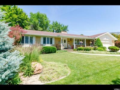 North Logan Single Family Home For Sale: 1155 E 1900 N