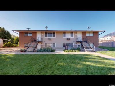 Orem Multi Family Home Under Contract: 341 E 1500 S