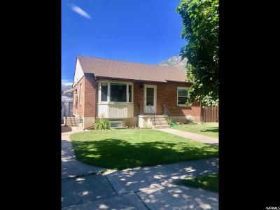 Provo Single Family Home For Sale: 1175 E 300 S