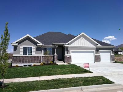 Layton Single Family Home For Sale: 1531 E 1375 N