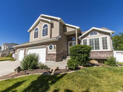 South Jordan Single Family Home For Sale: 9752 S Channing Dr W