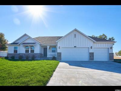 Bountiful Single Family Home For Sale: 141 W 2330 S