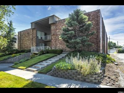 Salt Lake City Condo For Sale: 73 N F St E #6