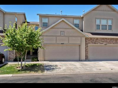 Riverton Townhouse For Sale: 4847 W Victorine St S