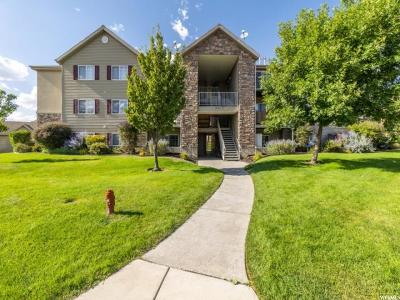 Lehi Condo Under Contract: 1656 W Westbury Way #G