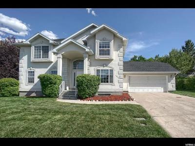 Logan Single Family Home Under Contract: 1548 E Quail Way N