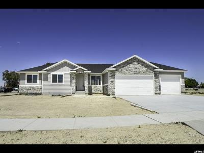 Grantsville UT Single Family Home Under Contract: $382,950