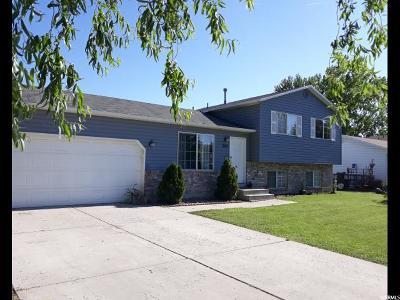 Springville Single Family Home For Sale: 285 W 650 N