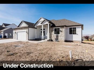 Farr West Single Family Home Under Contract: 2617 W 2925 N #17